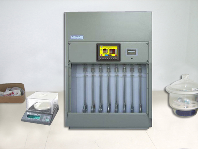 Diffusion hydrogen measuring instrument